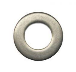 25 Edelstahl V2A Unterlegscheiben M 2,0 DIN 125 A2 M 2
